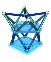 Geomag Color Construction Set - 40 Pieces