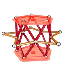 Geomag Color Construction Set - 64 Pieces