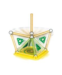 Geomag E-Motion Magic Spin - 38 Pieces
