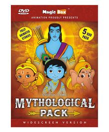 Mythological Pack - English, Tamil