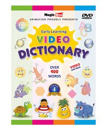 Preschool Video Dictionary - English