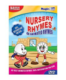 Nursery Rhymes Vol 1 - English