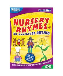 Nursery Rhymes Vol 2 - English