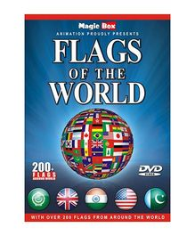 Flags Of The World DVD - English