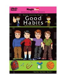 Good Habits DVD - English