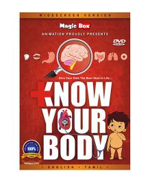 Know Your Body DVD - English Tamil