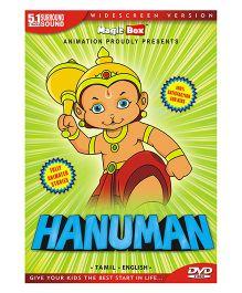Hanuman DVD - English Tamil