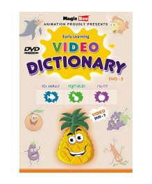 Preschool Video Dictionary DVD 3 - English
