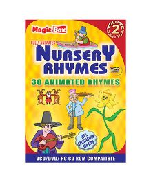 Nursery Rhymes VCD Volume 2 - English