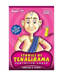 Stories of Tenalirama Volume 1 - English And Tamil