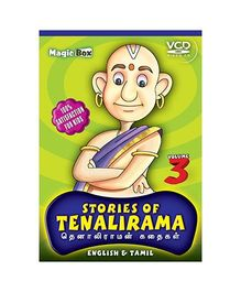 Stories of Tenalirama Volume 3 - English And Tamil