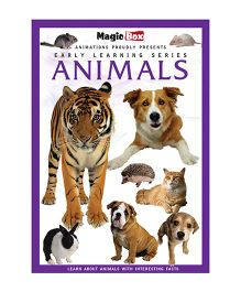 Animals VCD - English