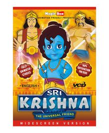 Sri Krishna VCD - English