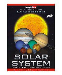 Solar System VCD - English