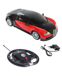 A2B Bugatti Remote Controlled Car Toy - Red And Black