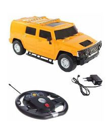 A2B Hummer Remote Controlled Car Toy - Yellow