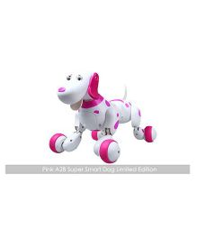 A2B Super Smart Dog Remote Controlled Toy - Pink