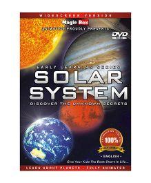 Solar System DVD - English