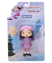 Chutki Himalayan Adventure Figure Toy - Height 9.5 cm