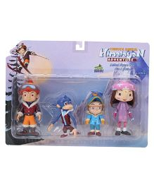 Chhota Bheem Himalayan Adventure 4 In 1 Figure Set