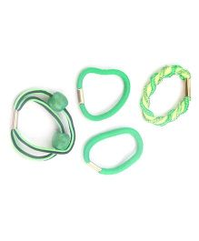 Glixie Hair Rubber Band - Pack Of 5