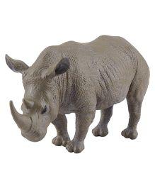 Hamleys CollectA White Rhinoceros Toy Figure