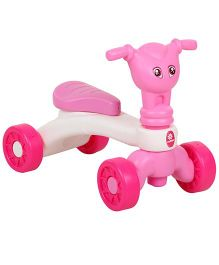 Hamleys Push Bike Ride On - Pink
