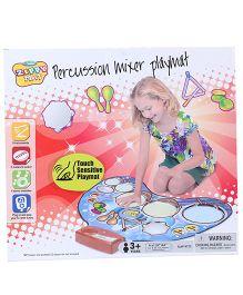 Sunlin Percussion Mixer Playmat - Blue