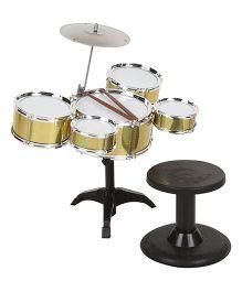 Comdaq Jazz Drum Set Junior