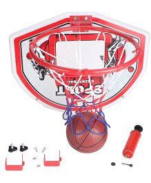 Hamleys Wall Basket Hoop - Red