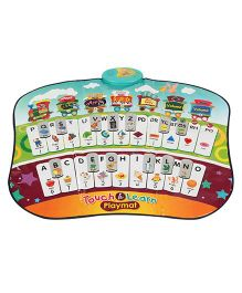 Hamleys Touch And Learn Playmat