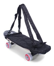 Moov N Go Mini Skate With Bag - Black