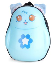 Hamleys Cartoon Eggshell Backpack - 13 inches