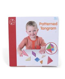 Mi Patterned Tangrams - 7 Pieces