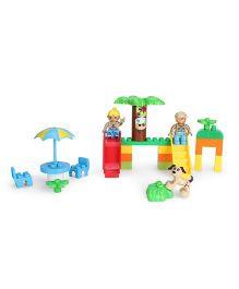 Comdaq Arcade Blocks - 40 Pieces