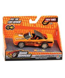 Road Rippers Mini Convertibles Toys Assorted - Orange