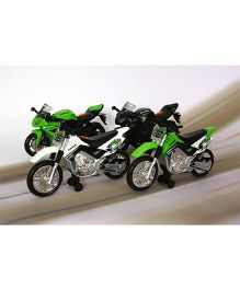 Road Rippers Wheelie Bikes Toys Assorted - Multicolor