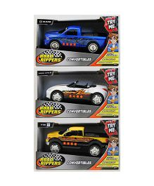 Road Rippers Convertibles Toys Assorted - Multicolor