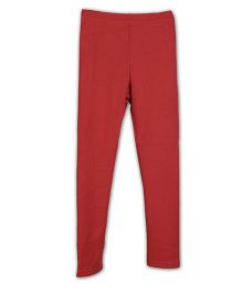 Lilliput Kids Warm Legggings - Red