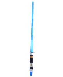 Funskool Star Wars Wan Kenobi Electronic Lightsaber - Blue