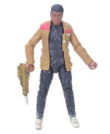 FUNSKOOL Star Wars Finn Jakku Figure Toy - 14 cm