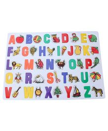 Unique ABC Toy Tray