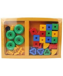 Fair Ind Racer Interlocking Blocks