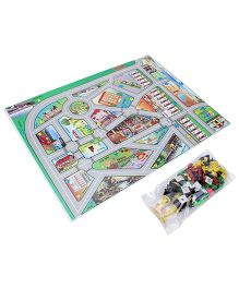 Plan City Traffic Board Game