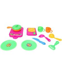 Sunny Candy Kitchen Set - 11 Pieces
