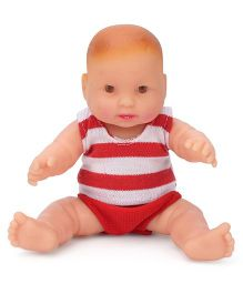 Speedage Manu Junior Doll - 10 cm