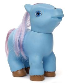 Speedage Pony Squeezy Bath Toy - Blue
