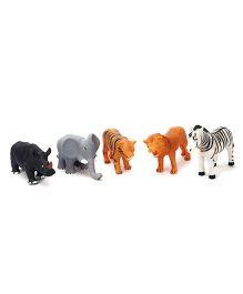Speedage Wild Life Animal Set - Multi Color