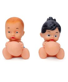 Speedage Jack N Jill Bath Toys - Pack Of 2