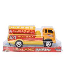 Speedage Leyland Truck Model Toy - Yellow